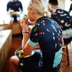 SEASON 2 // THE VAPOR COLLECTION. @maighanbrown fueling up and getting down in the new Droplet Kit. @jefflevingston