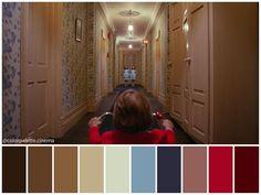 Movie Color Palette, Colour Pallete, Colour Schemes, Color Palettes, Movies In Color, Color In Film, Cinema Colours, Color Script, Color Studies