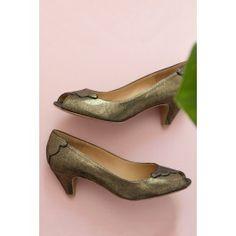 chaussures paolah dore/noir @ DES PETITS HAUTS