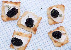 Club Tropicana, Cracker, Party Buffet, Finger Foods, Blackberry, Waffles, Cheesecake, Super, Snacks