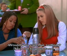 Find images and videos about black and white, model and on We Heart It - the app to get lost in what you love. Clueless Quotes, Clueless 1995, Clueless Outfits, Clueless Fashion, Tv Quotes, Mood Quotes, Funny Quotes, Movies Showing, Movies And Tv Shows