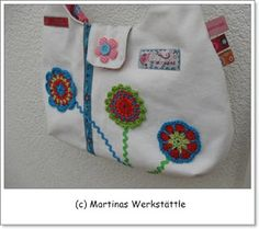 Phoebe Bag aus Jeans Recycling