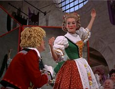 Chitty Chitty Bang Bang - my favourite song in the movie... Also it's like The original robot dance!