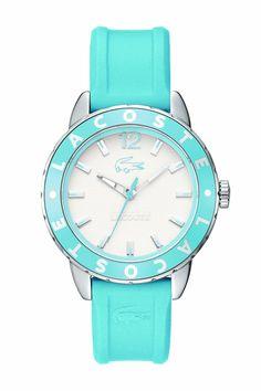 lacoste. summer watch