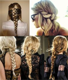 more braids ! <3