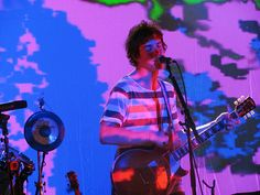 stay psychedelic with andrew Andrew Vanwyngarden, Popular Bands, Inevitable, Psychedelic, Serenity, Stage, Husband, Concert, Reading