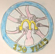 Y7 St. Mary's Catholic High School Logo Design