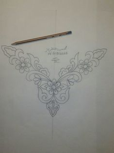 Bead Embroidery Tutorial, Bead Embroidery Patterns, Hand Embroidery Designs, Ribbon Embroidery, Embroidery Stitches, Bordado Floral, Motifs Perler, Wreath Drawing, Hand Designs