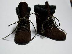 Zapatos para muñecas. shablon.master - clase. Debate sobre LiveInternet - Servicio ruso diarios online