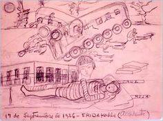 Culturizando: En Imágenes: 5 grandes obras de Frida Kahlo