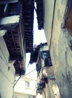 Old houses in Antakya