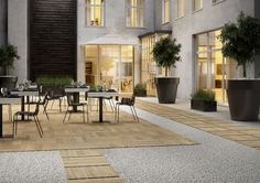 #Treverkhome20 | #porcelainstoneware | #20mm | #outdoor | #flooring |#highperformance | #Marazzi