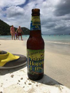 Island Hopping IPA Tortola, BVI