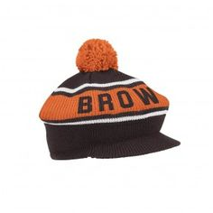 Browns Throwback Winter Caddy Knit Hat