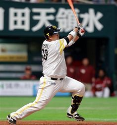 Lee Dae-Ho (Fukuoka SoftBank Hawks)