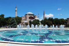 lauluni sadepäivän varalle: Hagia Sophian museo (Ayasofya Müzesi) #sultanahmet #istanbul #turkki #turkey #travel