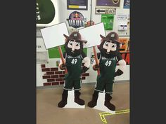 Heritage is a Veteran Owned Custom Sign & Printing Company offering Cardboard Cutouts, Life Size Character Cutouts in Washington DC & Charlotte NC.
