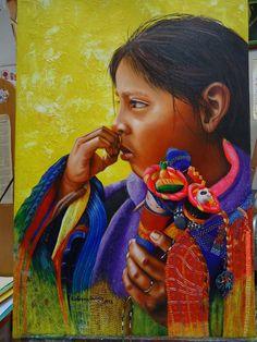 Blog de artistas y personajes de Guatemala