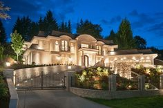 West Vancouver Water Front Homes