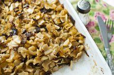 Zelné flíčky s houbami Foto: All Snack Recipes, Snacks, 20 Min, Pasta Salad, Ethnic Recipes, Food, Bulgur, Appetizer Recipes, Appetizers