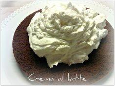 Vivi in cucina: Crema al latte