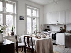 Scandinavian Style Kitchen Design