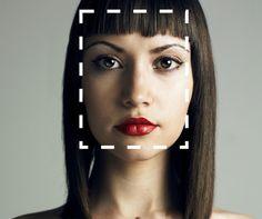 Coiffure visage rectangulaire   ghd & vous   http://www.ghdetvous.fr/morpho-coiffure/visage-rectangulaire/