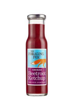 Smak- och matinnovatörerna på Foraging Fox släpper nu en rökig rödbetsketchup. Smoked Beetroot Ketchup är en naturlig, syrlig och rökig sås av rödbetor, äpple och en magisk mix av kryddor. Det är en perfekt kompis vid grillen eller för att under vinterhalvåret återskapa känslan av sommarens grillfester. Läs mer om ketchupen och vad den passar till på beriksson.se  #ForagingFox #rökigt #rödbeta #ketchup #sommar #nyhet #grillat #Beriksson