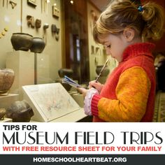 The days might still be cold and short, but the best cure for cabin fever is a field trip! This week on Home School Heartbeat, host Mike Smith and a special guest from the Smithsonian Institute explore lots of options for finding—or creating—a museum field trip for your homeschooled students.