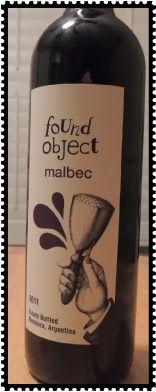 Found Object Malbec