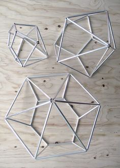 Snowdrop and Company: DIY Diamond Decor