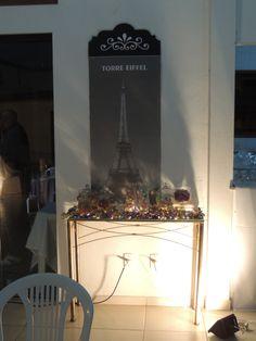 Festa um passeio em Paris