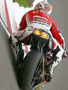 Lorenzo Lanzi - Ducati 999