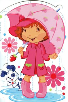 Strawberry Shortcake Strawberry Shortcake Pictures, Strawberry Shortcake Characters, Vintage Strawberry Shortcake, Art Drawings For Kids, Cute Drawings, Drawing School, Copics, Diy Crafts For Kids, Clipart