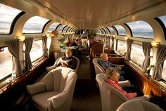 10 best train journeys: Amtrak Seatlle LA