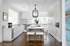 Luxury Kitchen Design by Amanda Forrest Design, Toronto Canada