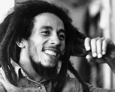 "Bob Marley - Poet, prophet, Rastafarian.  ""Life is one big road with lots of signs. So when you riding through the ruts, don't complicate your mind. Flee from hate, mischief and jealousy. Don't bury your thoughts, put your vision to reality. Wake Up and Live!"""