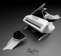 Piano Hydra by Apostol Tnokovski