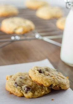 Almond Joy Cookies ~ The Best!! (she: Kate) - Or so she says...