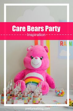 Care Bears Party Ideas