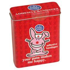 Happy Bunny bandages