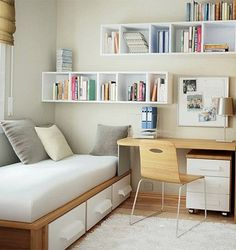 Work that Miniature Bedroom into a Comfy Spot