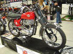 67 BSA Hornet Dream Bike