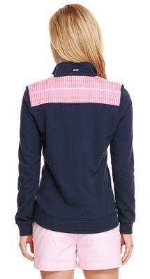 Whale Stripe Shep Shirt