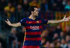 Barcelona Gagal Menang, Sergio Busquets Siap Disalahkan