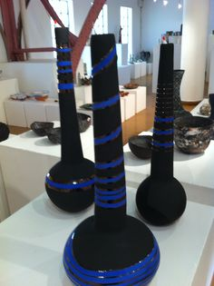 Coiled pots