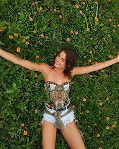 Australian Model Bambi Northwood Blyth's Spring Style - Vogue