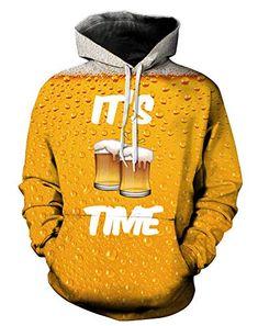 3D Printed Beef Hamburger Hoodie Hooded Zipper Hoodie Slim Bodybuilding Men Hooded Sweatshirt