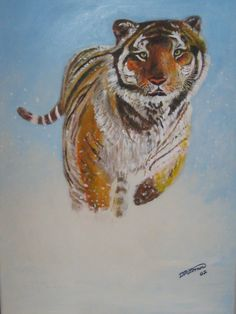 acrylics on canvas by Diane Patterson-Stringer sold