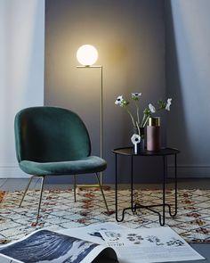 La chaise Beetle de chez Gubi - FrenchyFancy